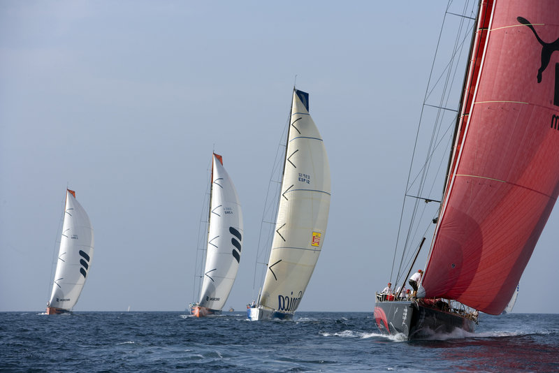 Photo Courtesy of Sally Collision/PUMA Volvo Ocean Race