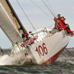 U.S. Class 40 Sailor, Joe Harris, to Attempt 40-foot  Monohull Non-Stop Solo Around the World Record