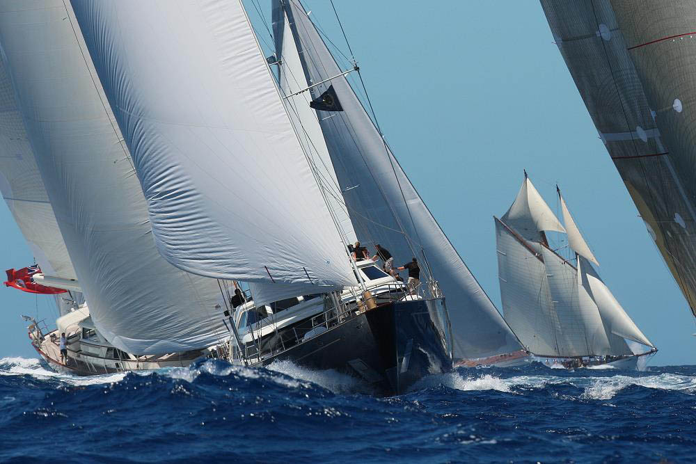 St Barths Bucket Regatta (Photo By Tim Wright)