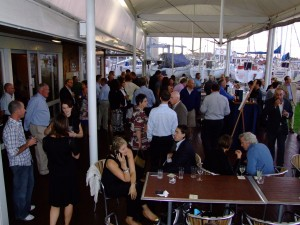 """Talisker Tales"" At Royal Victoria Yacht Club (Photo By Colin Merry)"