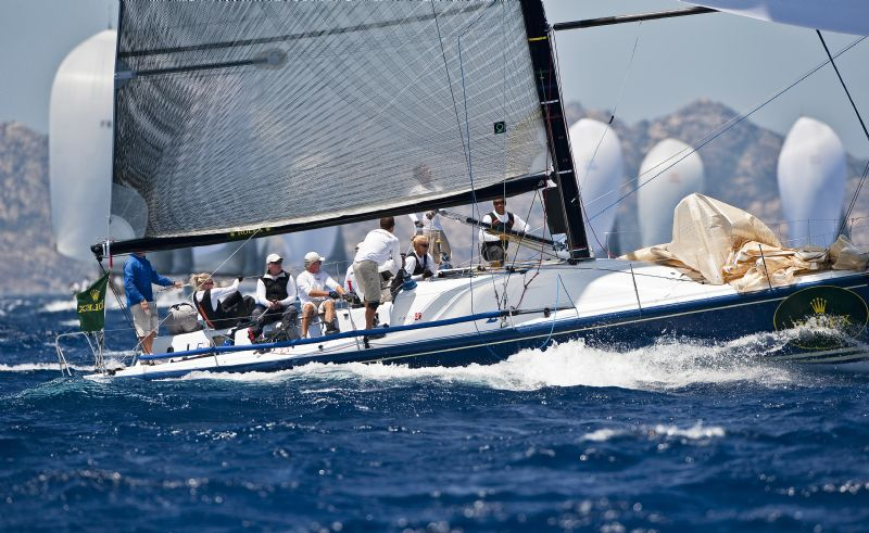 Barking Mad USA 2009 Farr 40 World Champion (Photo By Kurt Arrigo)