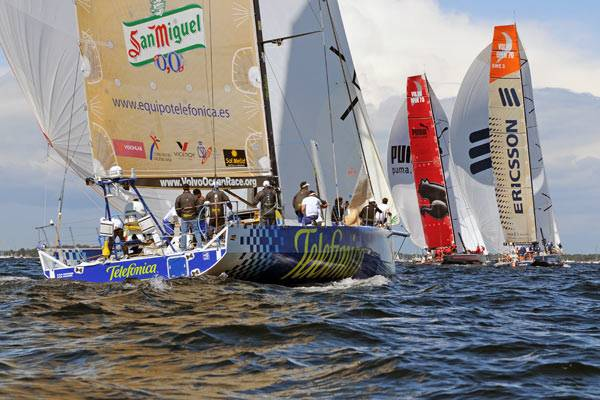 Stoockholm In-Port Race (Photo by Dave Kneale)
