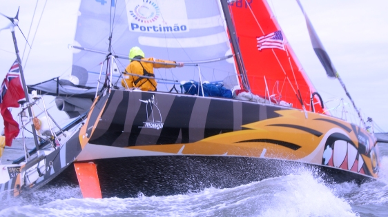 Team Mowgli (Photo Courtesy of Portimão Global Ocean Race)