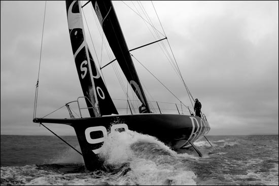 Hugo Boss     (Photo courtesy of Alex Tompson Racing)