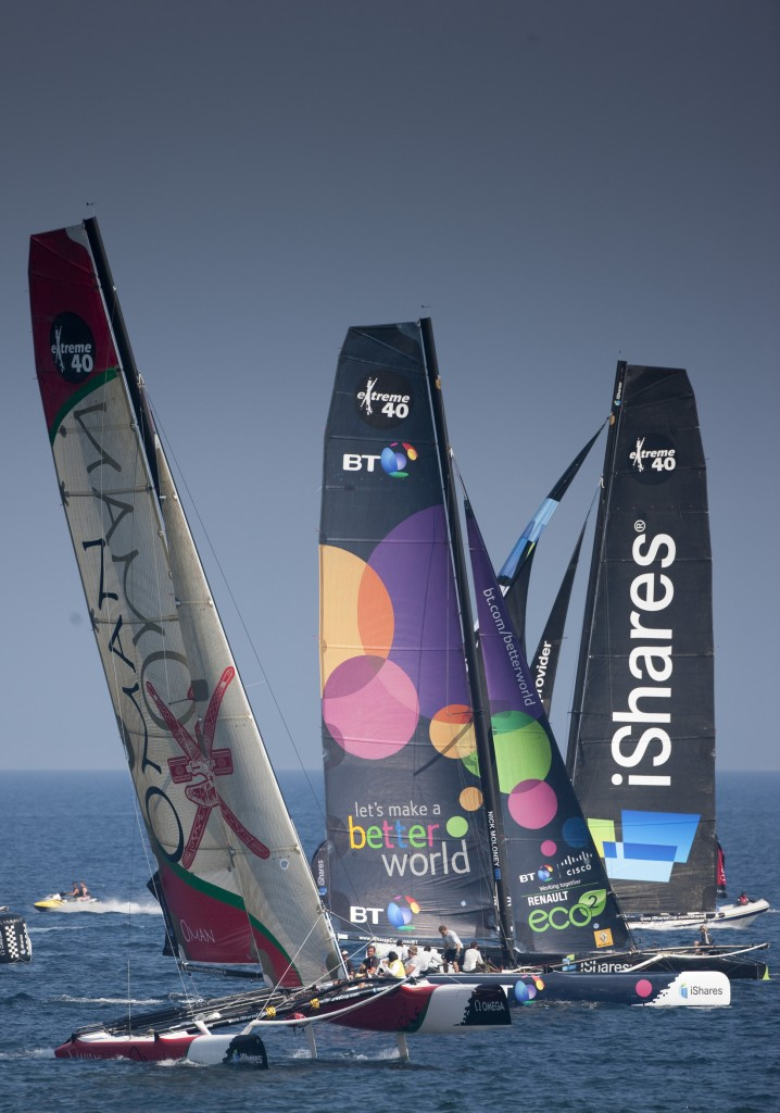 iShares Cup In Hyeres (Photo by Lloyd Images / Oman Sail)