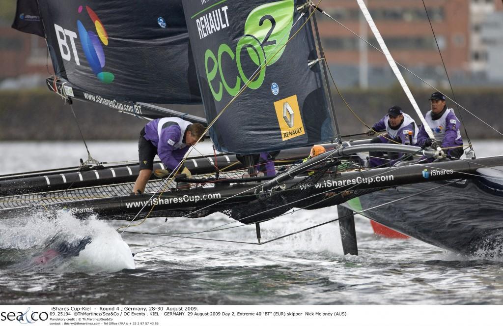 iShares Cup Kiel Day 2 (Photo by Th Martinez/Sea&Co / OC Events)