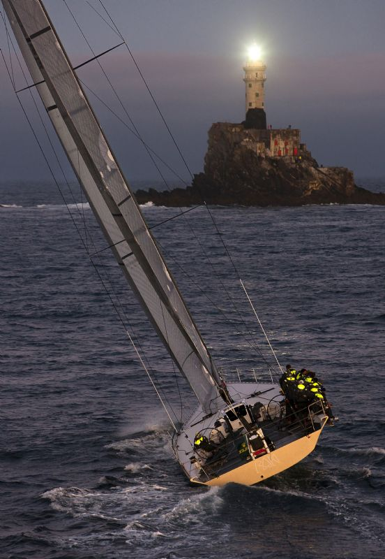 RAN 2 Overall Handicap Winner of Rolex Fastnet 2009 (Photo by Carlo Borlenghi)