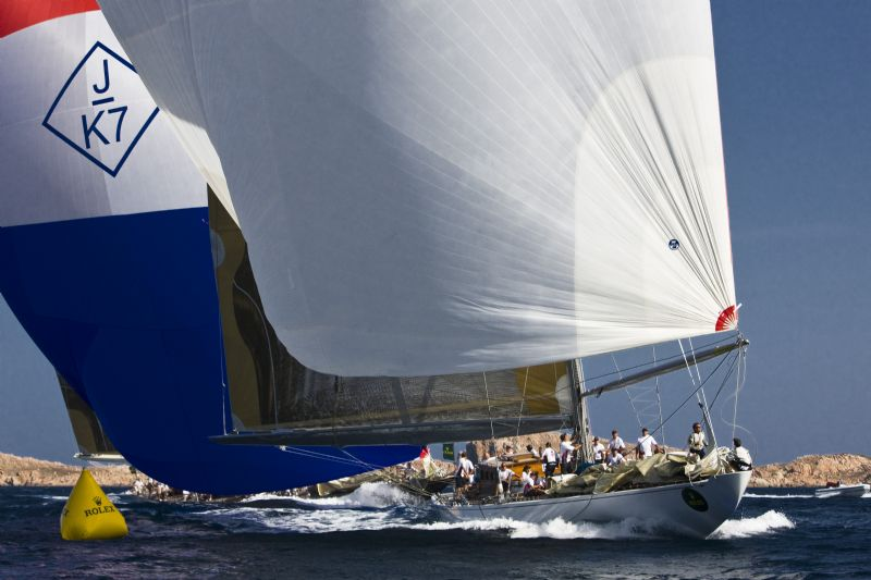 RANGER In Maxi Yacht Rolex Cup 2008 (Photo by Rolex/ Daniel Forster)