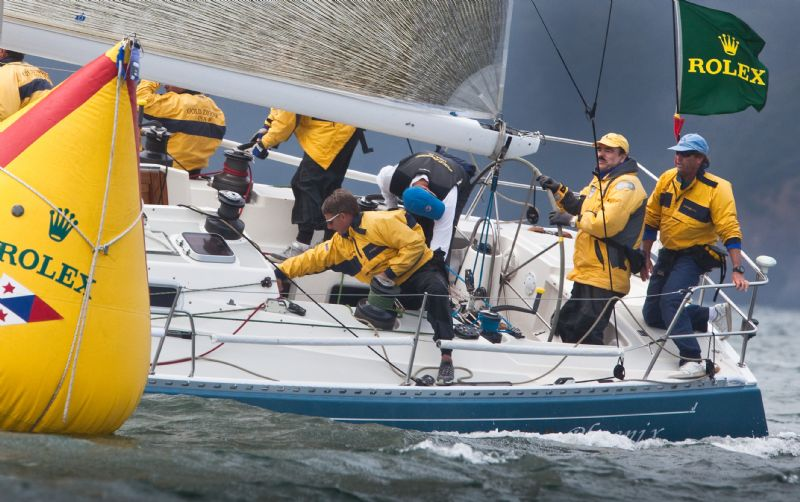J44 Gold Phoenix Won Race 6 In the IRC C Class (Photo by Daniel Forster)