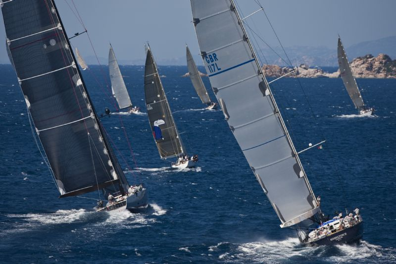 Maxi Fleet (Photo by Rolex / Carlo Borlenghi)
