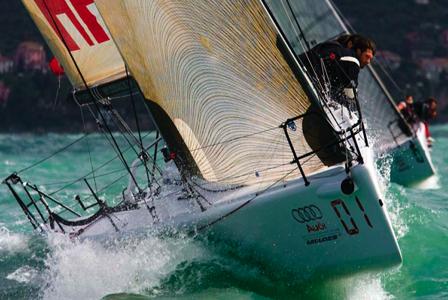 Melges 32 At Audi Melges World Championship (Photo Courtesy Of The Yacht Club Costa Smeralda)