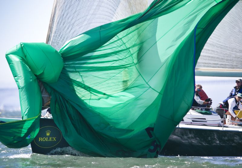 Mister Magoo Leads The J120 Class After Day One ( Photo by Rolex / Daniel Forster )