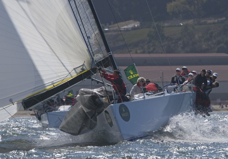 Samba Pa Ti IRC A Overall Winner (Photo by Rolex / Daniel Forster)