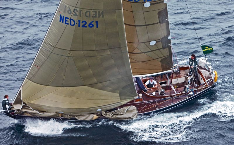 Pinta M (Photo by Rolex / Daniel Foster)