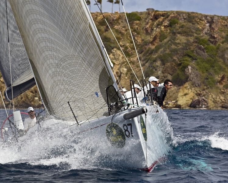Privateer, Sail Number USA 50009 (