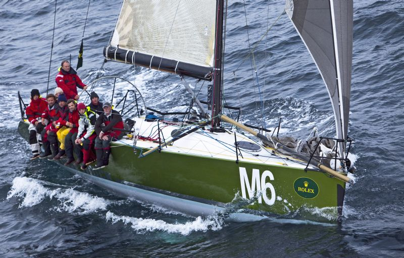 Tow Truck Winner IRC 2 Division (Photo by Rolex/Daniel Forster)