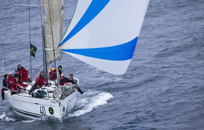 Andy Saies' Two True Tattersail's Cup Winner (Photo by Rolex/Daniel Forster)