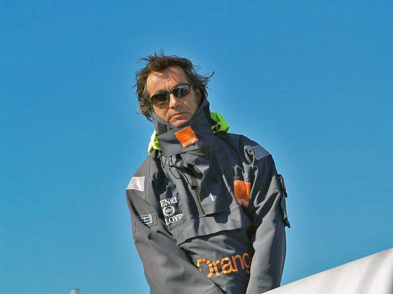 Bruno Peyron (Photo by George Bekris)