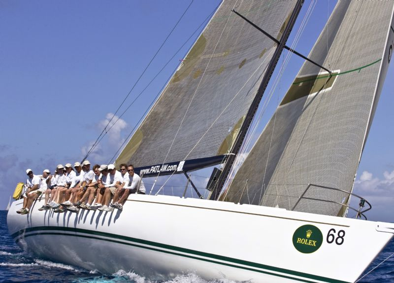 EQUATION, Sail No: USA 323, Owner: Bill Alcott, Home Port: St. Clair Shores, MI, USA (Photo by Rolex / Ingrid Abery)