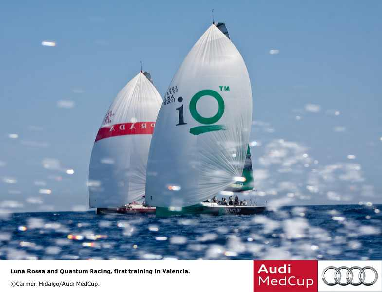 Audi MedCup (Photo by