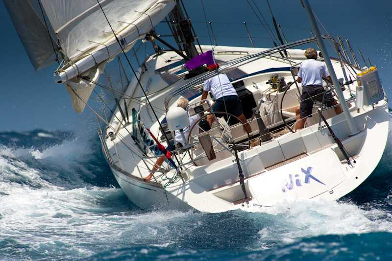 Nix Voiles de Saint Barths (Photo by Christophe Jouany/Voiles de Saint Barths)