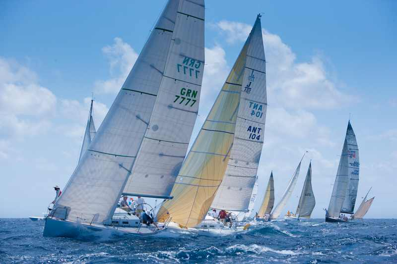 Les Voiles de Saint Barth Fleet