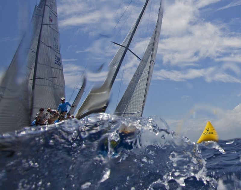 Goombay Smash 2nd Overall Winner Farr 40 Pre-Worlds (Photo by Rolex / Daniel Forster)
