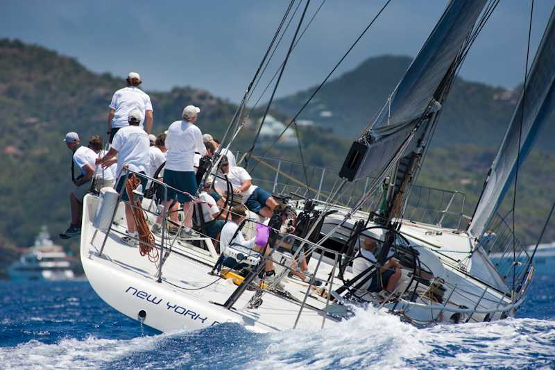 Rambler At Voiles de Saint Barths 2010 ( Photo by  Christophe Jouany/Voiles de Saint Barths)