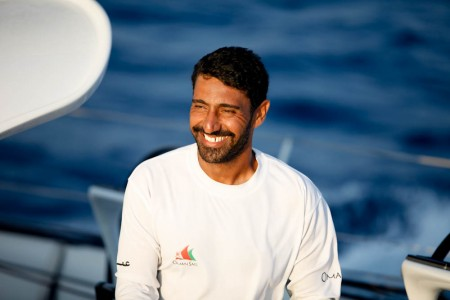 Ali Hamad Ambusaidi (Photo by Mark Covell / Oman Sail)