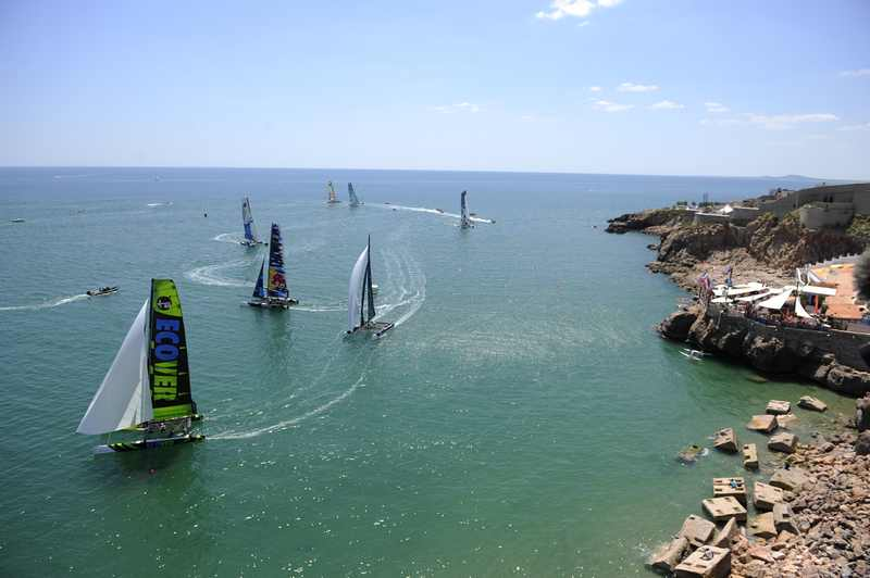Extreme Sailing Series Europe (Photo by Vincent Curutchet/DPPI/OC Events )