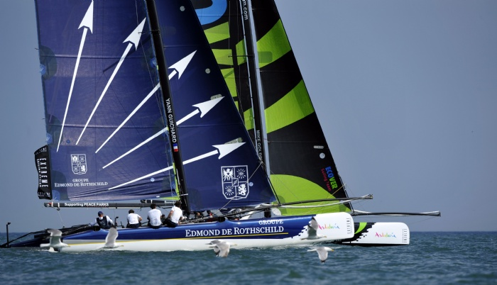 Groupe Edmond de Rothschild (Photo by Lloyd Images)