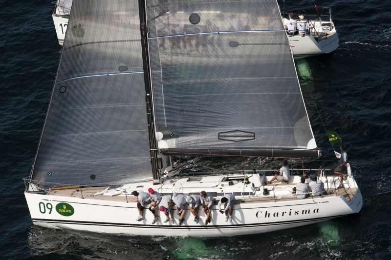 Swan 45 Chrisma (Photo by Rolex / Carlo Borlenghi)
