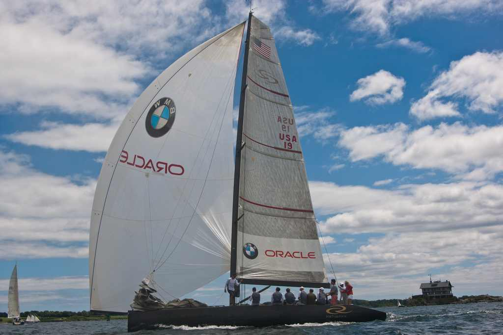 RC 44  (n Newport, RI (Photo by George Bekris)