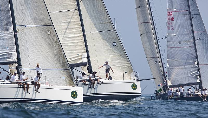 IRC 3 Start ( Photo by Rolex / Daniel Forster )