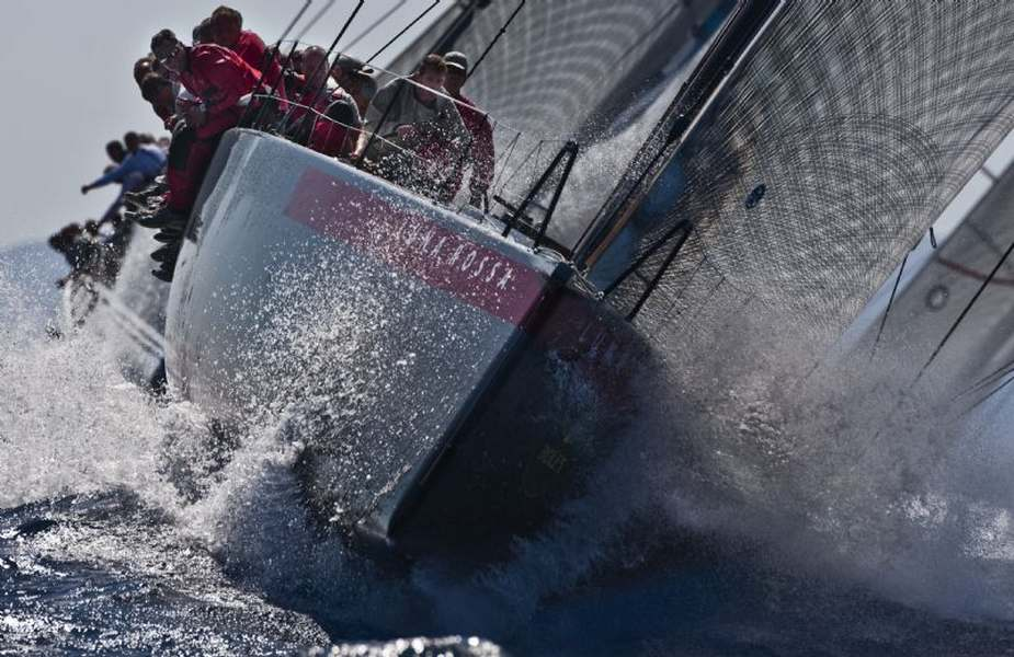 Luna Rossa (Photo by Rolex / Carlo Borlenghi )