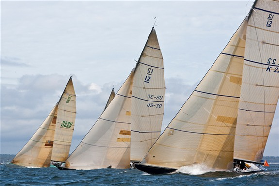 12 Metre Class North American Championships (Photo by Amory Ross)