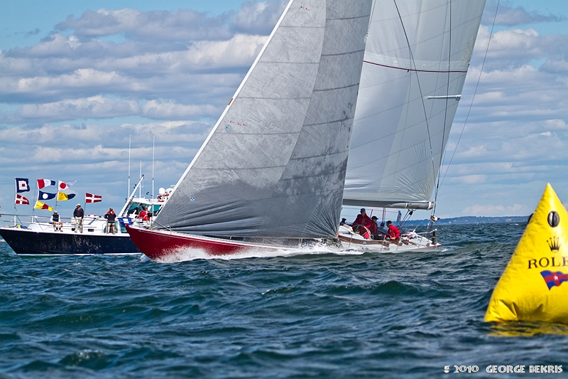 American Eagle Start (Photo by George Bekris)
