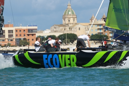 Ecover 40 In Sicily (Photo by Roberto Foresti/ Canon/ OC Events)