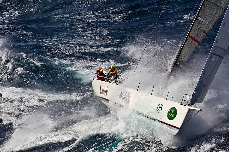 LIMIT, Sail n: 98888, Owner: Alan Brierty, State: WA, Division: IRC & ORCi, Design: Reichel-Pugh 62 ( Photo by Rolex / Carlo Borlenghi )