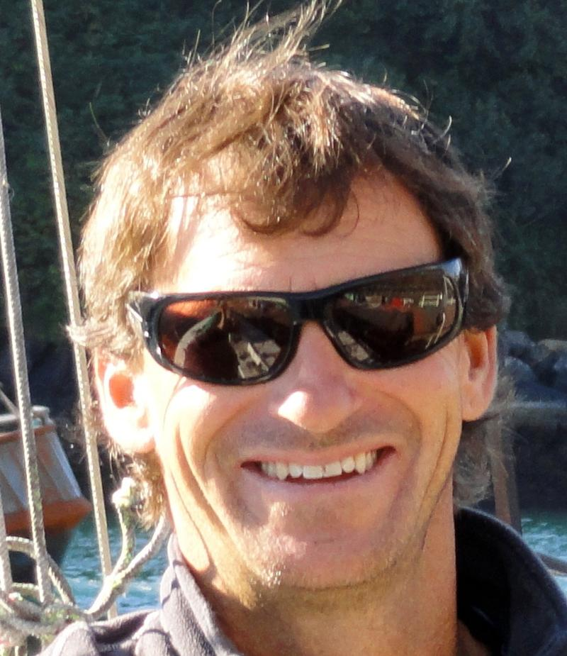 Richard Clarke Voted British Columbia's Sailor Of The Year