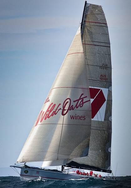 Wild Oats xi ( Photo by Rolex / Daniel Forster )