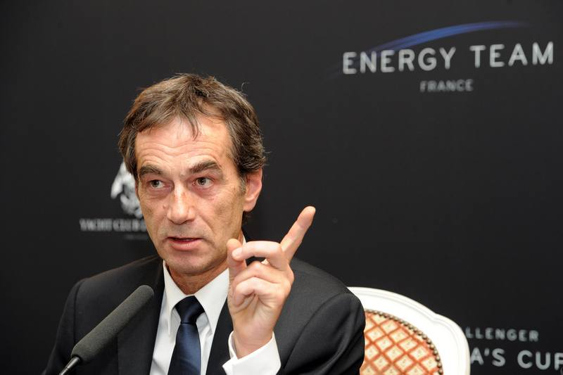 Bruno Peyron to Lead Team Energy (Photo by Franck Faugere / DPPI / Team Energy)