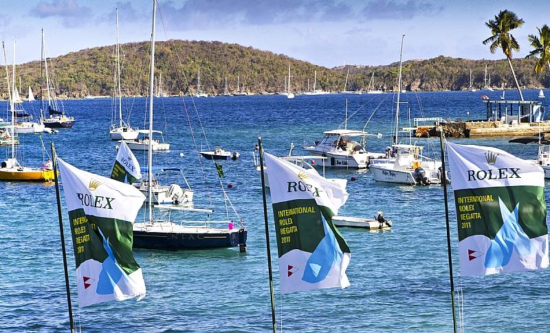 Rolex St Thomas Yacht Club ( Photo by Rolex/ St. Thomas  Yacht Club / Ingrid Abery)