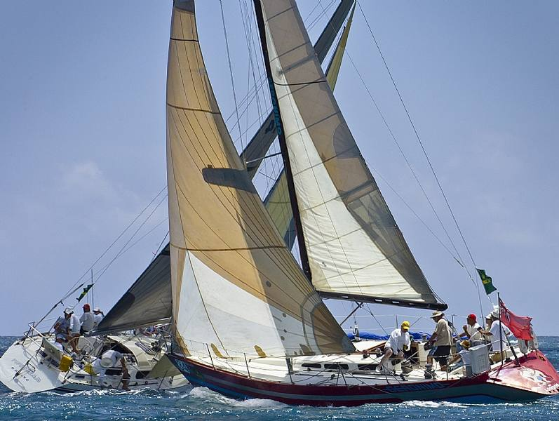 (Photo by Rolex / St. Thomas Yacht Club/Ingrid Abery)