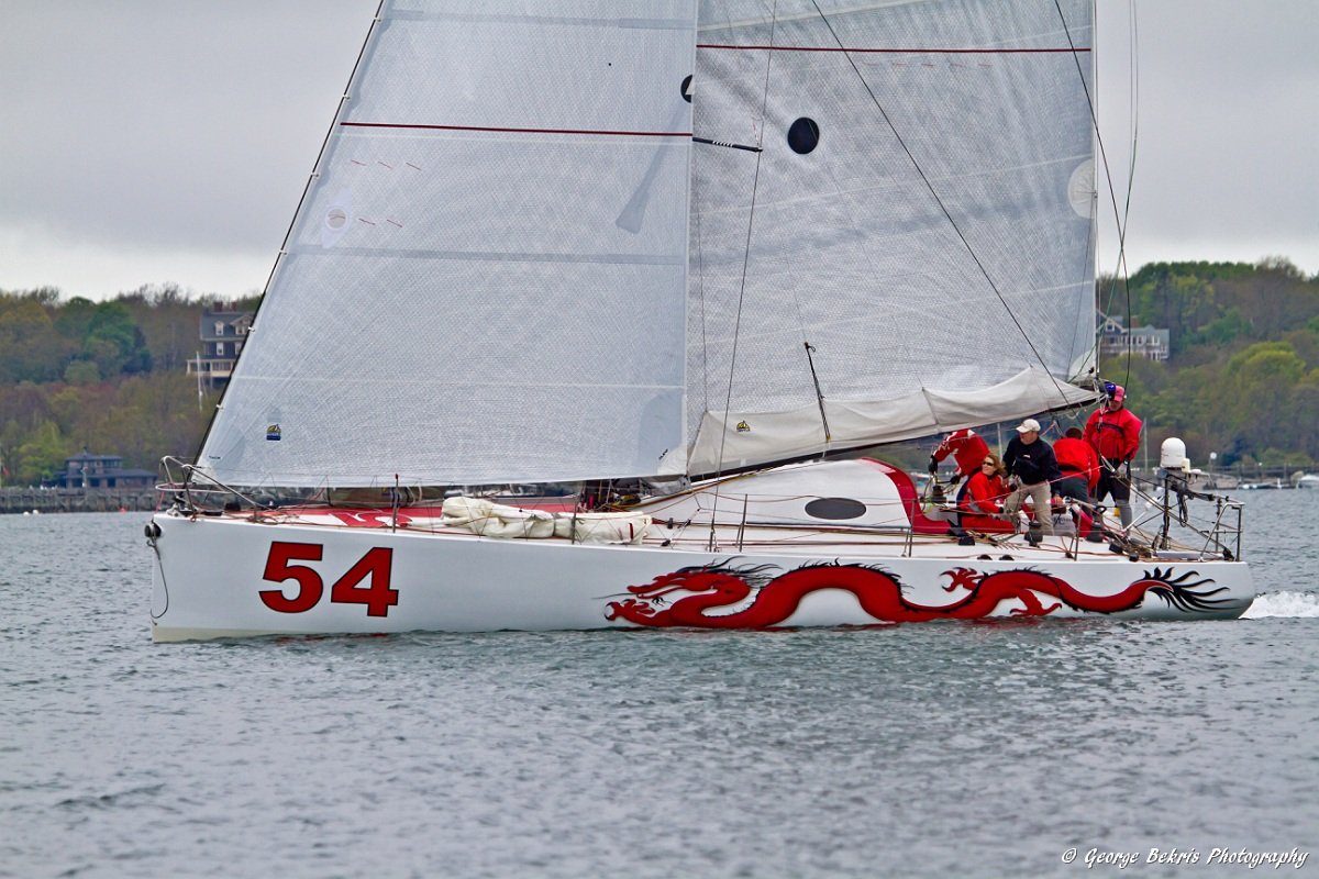 Dragon In Atlantic Cup (Photo by George Bekris)