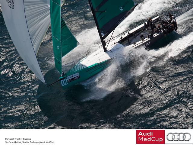 Quantum Racing  (Photo by © Stefano Gattini_Studio Borlenghi/Audi MedCup)