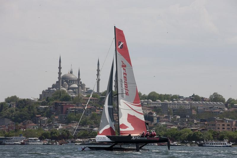 Artemis, Acto 3 winners in Istanbul (Photo by Lloyd Images)