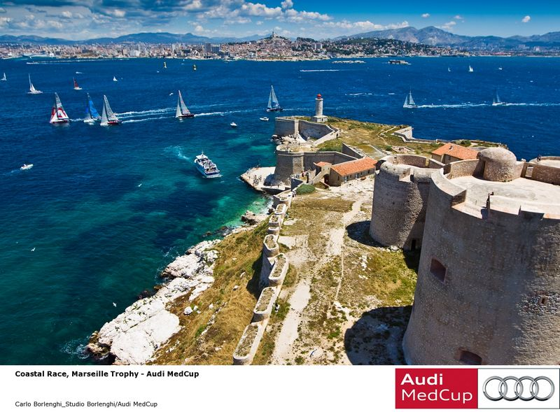 Audi MedCup Sardinia (Photo © Carlo Borlenghi_Studio Borlenghi/Audi MedCup )
