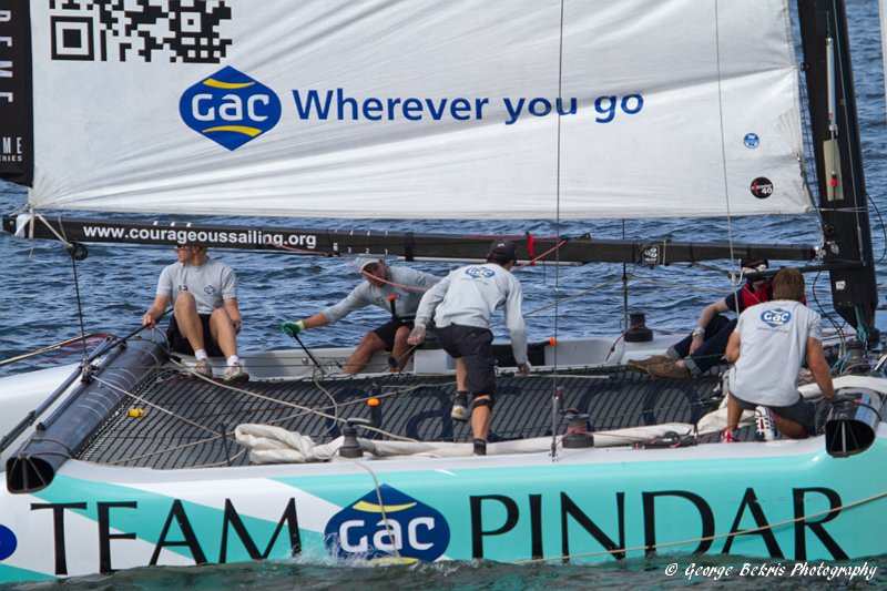 Team Pindar ( Photo by George Bekris )