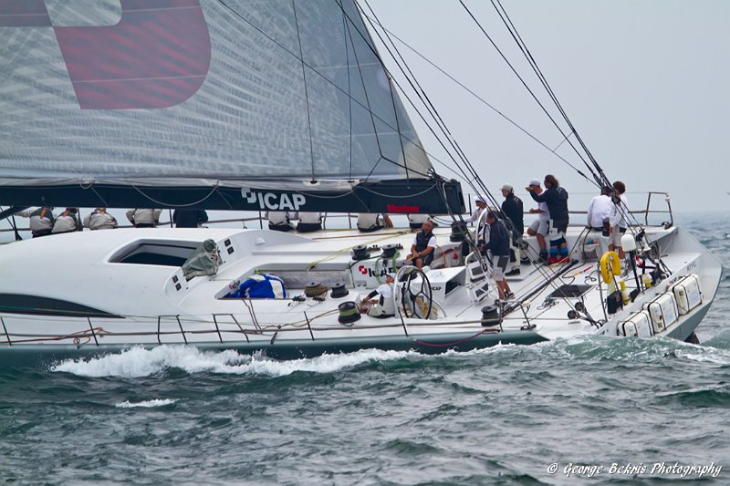 Transatlantic Race (Photo by George Bekris )